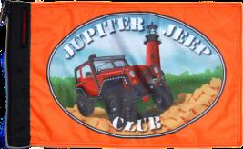 Jupiter Jeep Club Flag 2016