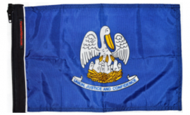 State Flag Louisiana