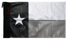 State Flag Texas Subdued