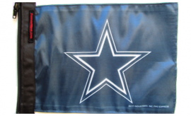Dallas Cowboys Blue Flag