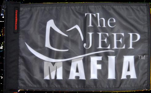 The Jeep Mafia Flag