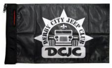 Derby City Jeep Club Flag