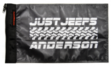 Just Jeeps Anderson Flag