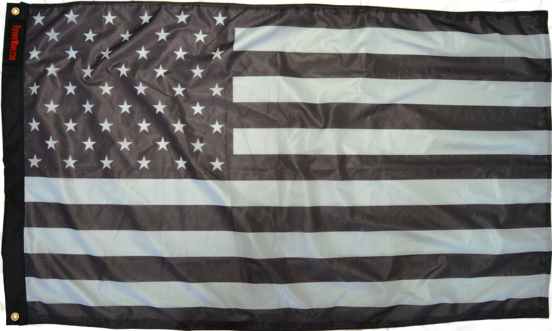 3 215 5 Usa Subdued Tactical Flag Forever Wave